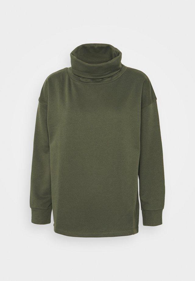 JDYTILDE COWLNECK  - Sweatshirt - deep depths