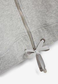 Next - SUPERSOFT - Zip-up hoodie - grey - 3