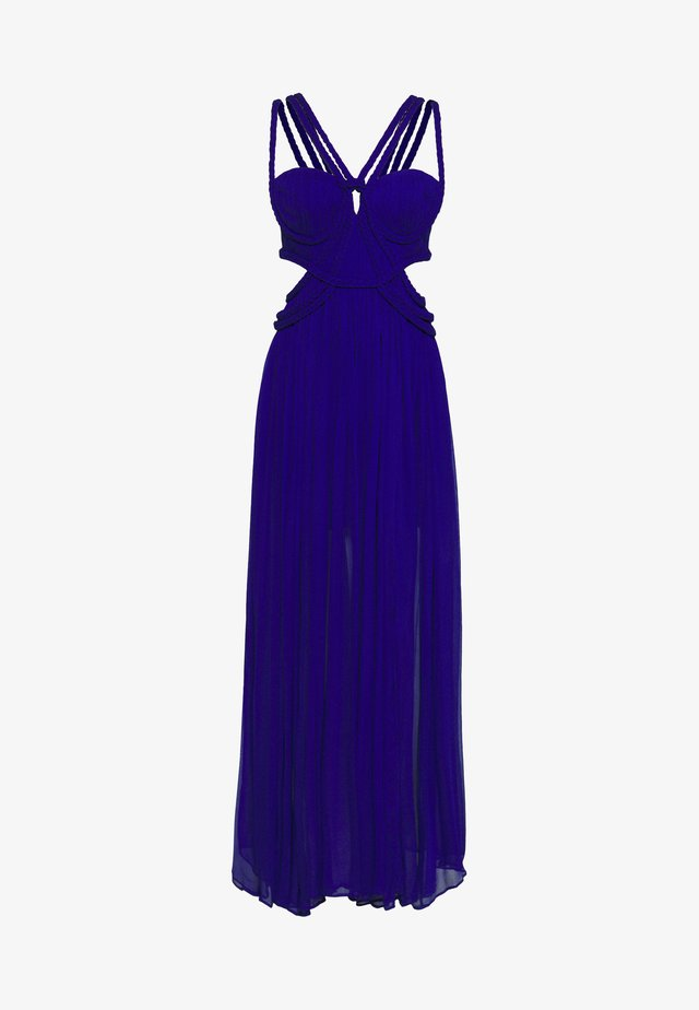 STAR SIGN GOWN - Galajurk - royal blue