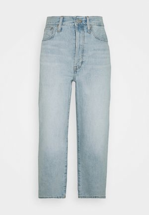 COWGIRL WIDE LEG CROP - Relaxed fit jeans - fitzgerald wash