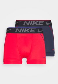 Nike Underwear - TRUNK BREATHE MICRO 2 PACK - Bokserit - blue - 0