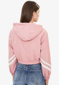 Bershka - Summer jacket - rose - 2