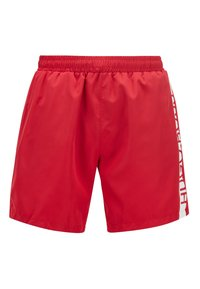 BOSS - Badeshorts - red - 0