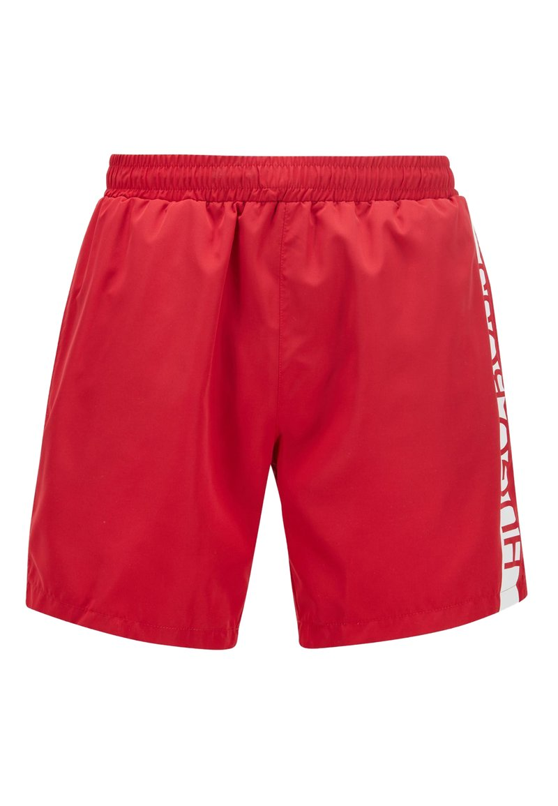 BOSS - Badeshorts - red