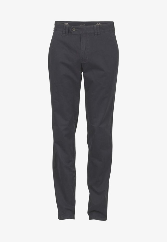 DENVER - Trousers - dark blue