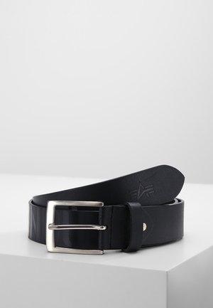 EMBOSSED BELT - Belt - black