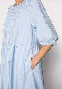 Marc O'Polo - MAXI DRESS - Maxi dress - light blue - 3