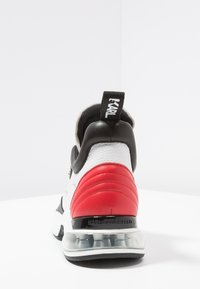 KARL LAGERFELD - LAZARE MID - Sneakers - white/red - 5