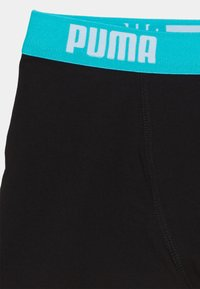 Puma - BOYS PATCH LOGO BOXER 2 PACK - Pants - blue - 3