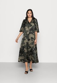 InWear - YEN DRESS - Day dress - green - 0