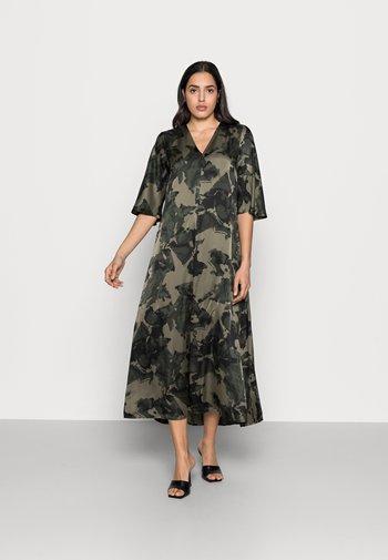 YEN DRESS - Vestito estivo - green