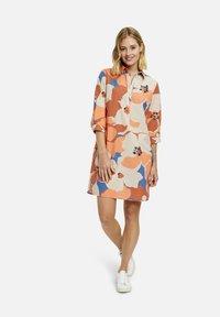 Smith&Soul - Shirt dress - kitt print - 1