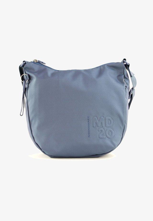 Across body bag - moonlight blue
