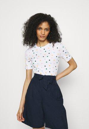 CREW SPOT - Camiseta estampada - multicolor