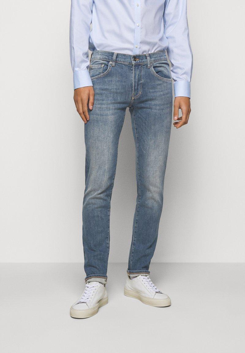 J.LINDEBERG - JAY ACTIVE - Jeans slim fit - light blue