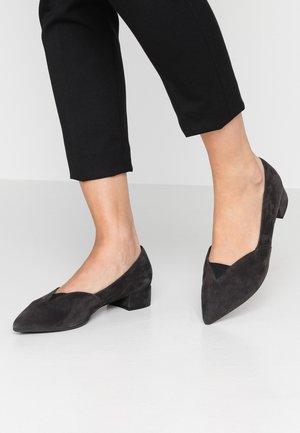 DUJA - Classic heels - carbon