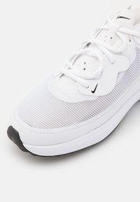 Nike Golf - ACE SUMMERLITE - Golf shoes - white/black - 5