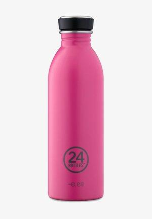 TRINKFLASCHE URBAN BOTTLE BASIC - Drink bottle - pink
