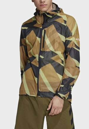TERREX - Waterproof jacket - brown