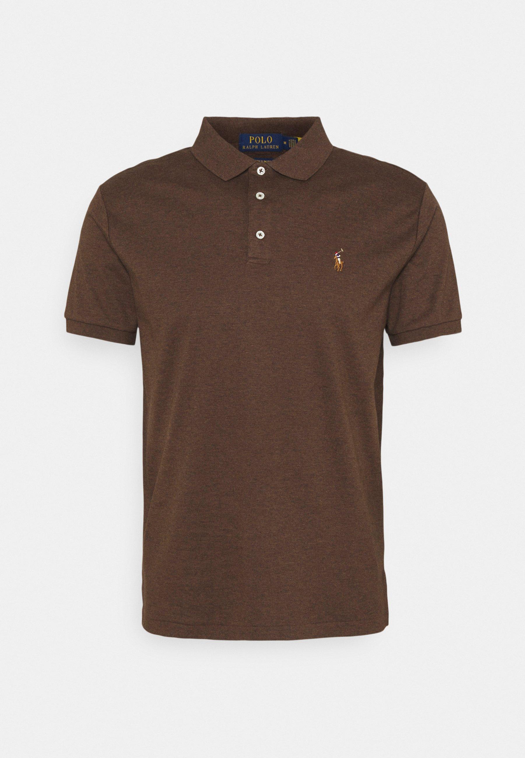 Men CUSTOM SLIM FIT SOFT COTTON POLO SHIRT - Polo shirt