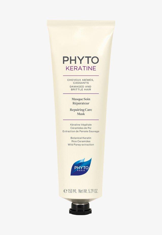 PHYTO HAARPFLEGE PHYTOKERATINE REPARIERENDE, PFLEGENDE MASKE - Hair mask - -