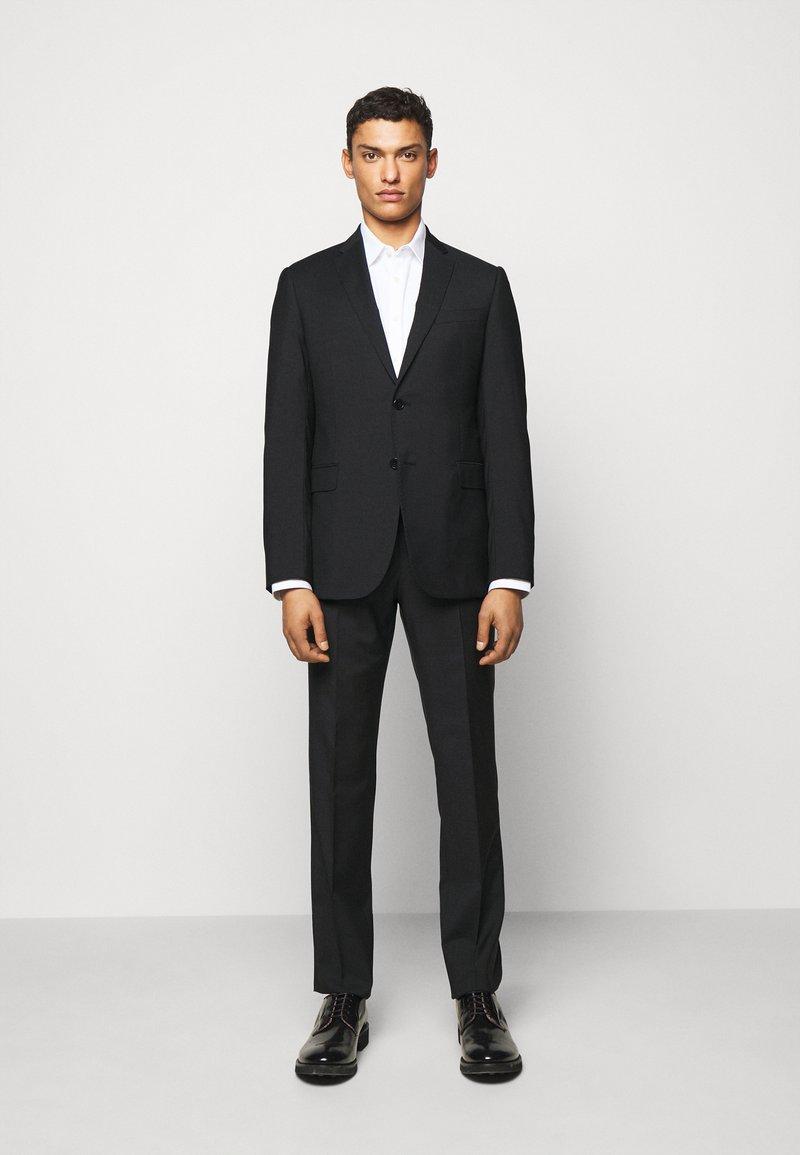 Emporio Armani - SUIT - Suit - black