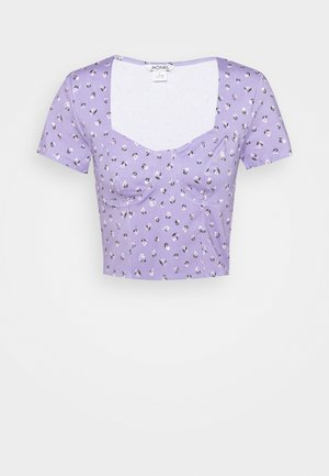 MINNIE - T-shirt med print - purple