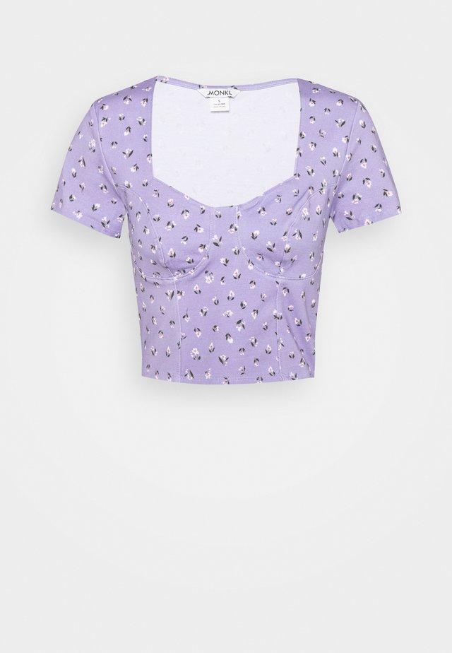 MINNIE - T-paita - purple