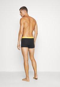 Calvin Klein Underwear - DAYS OF THE WEEK TRUNK 7 PACK - Onderbroeken - black - 2