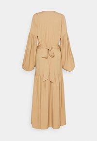 By Malene Birger - FRILLA - Maxi dress - tan - 1
