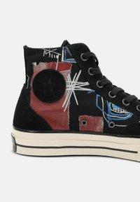 Converse - CHUCK 70 UNISEX - Zapatillas altas - black - 4