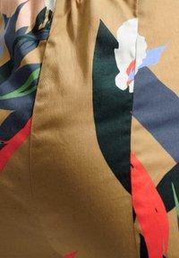 Alba Moda - Trousers - cognac,marineblau,rot,grün - 4