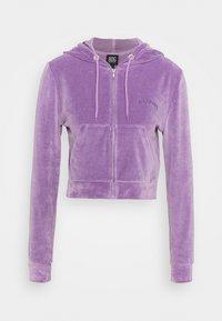 BDG Urban Outfitters - HOODY - Hettejakke - lilac - 0