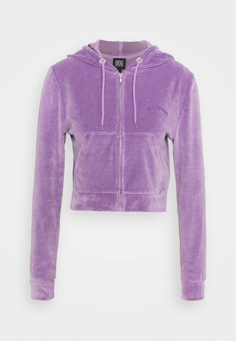 BDG Urban Outfitters - HOODY - Hettejakke - lilac