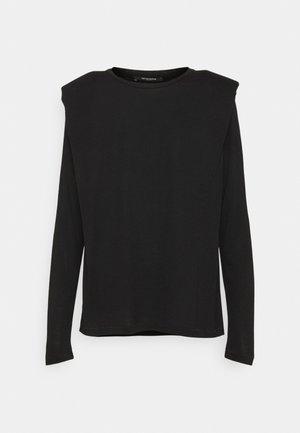 KATKA CARE  - Top sdlouhým rukávem - black