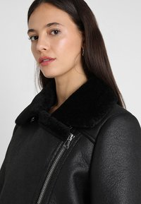 Oakwood - COMMUNITY  - Faux leather jacket - black - 3