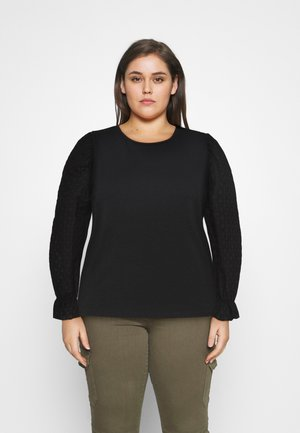PCLIZZIE - Long sleeved top - black