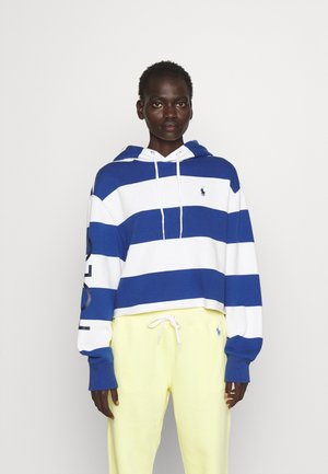 Sweatshirt - beach royal/deckwash white