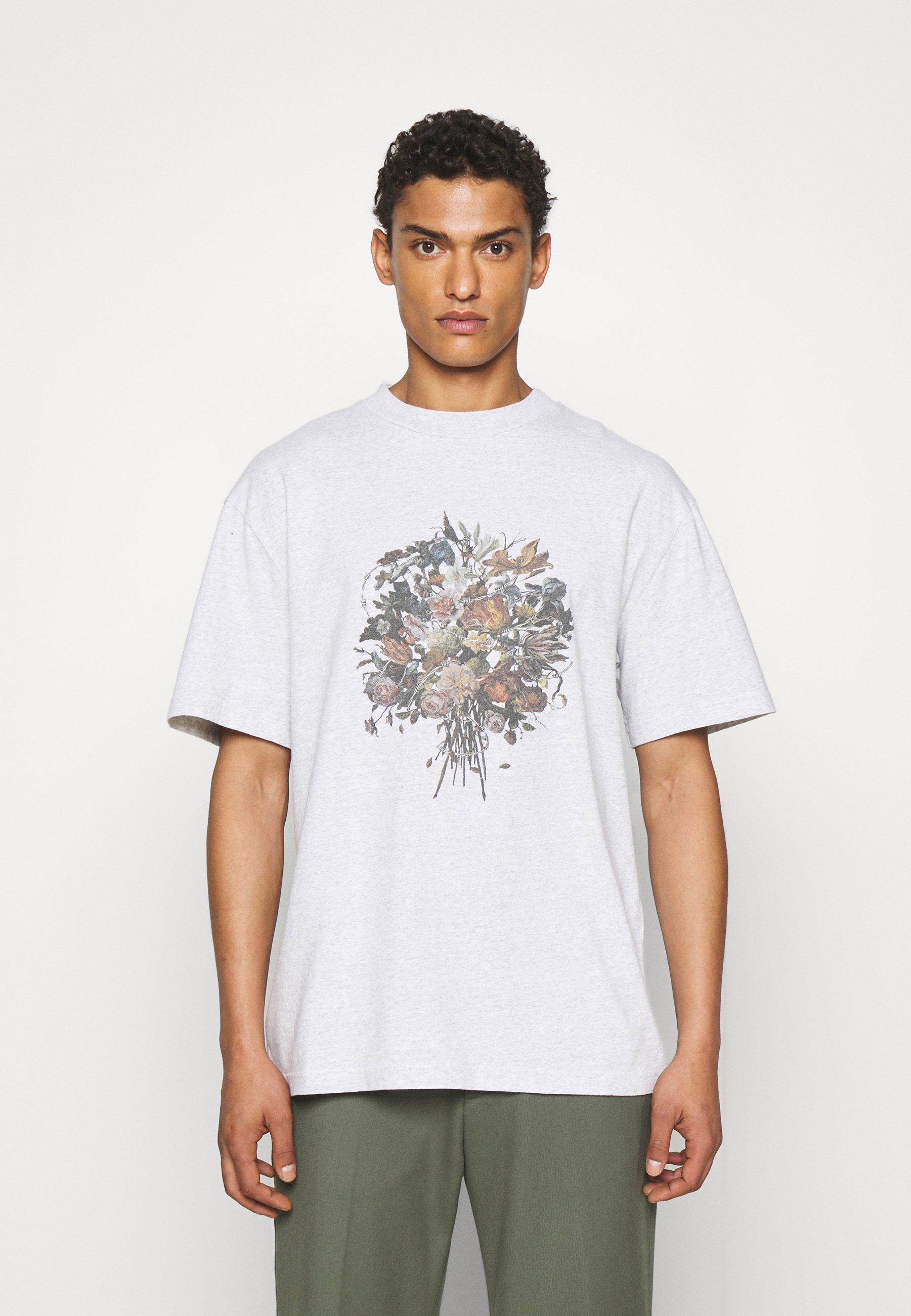Homme BOXY TEE SHORT SLEEVE - T-shirt imprimé