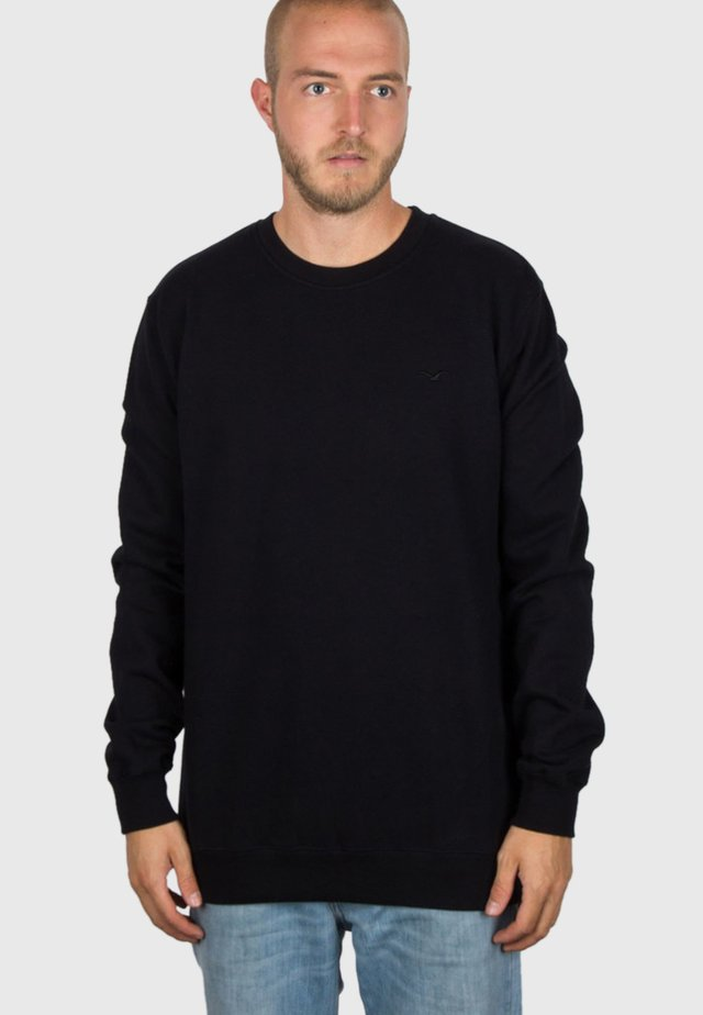 LIGULL HEAVY - Sweatshirt - black