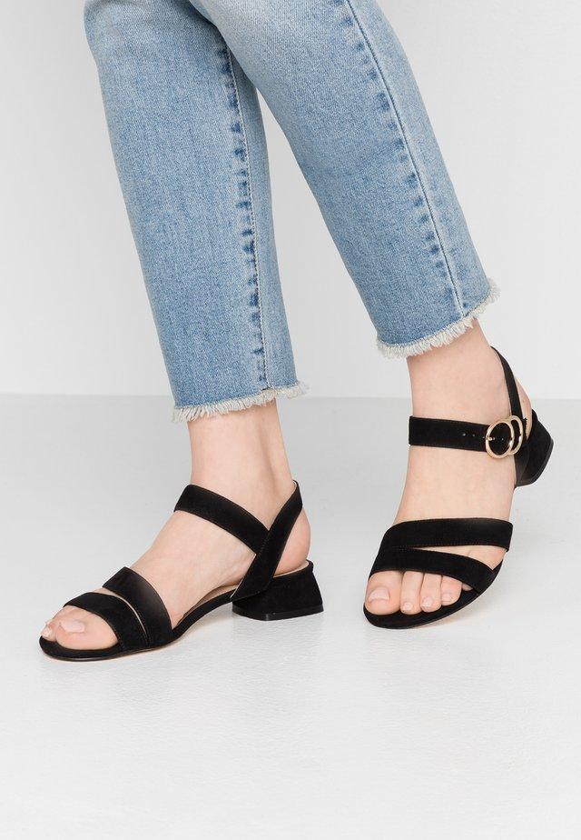 MARIA - Sandals - black