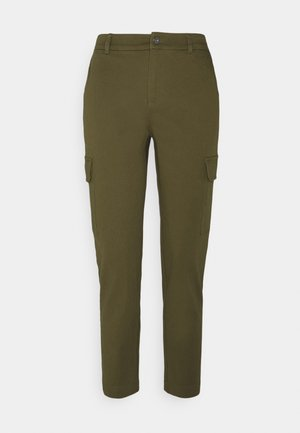 Cargo Chino pants - Kalhoty - khaki