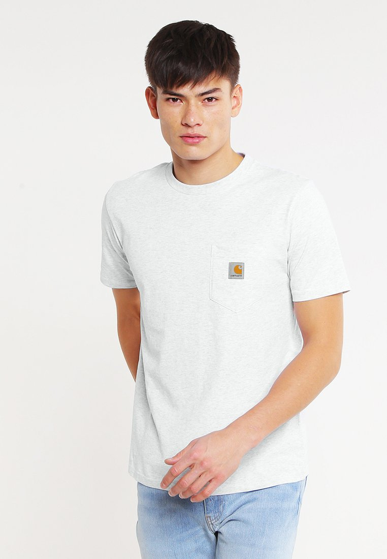 Carhartt WIP - Basic T-shirt - ash heather