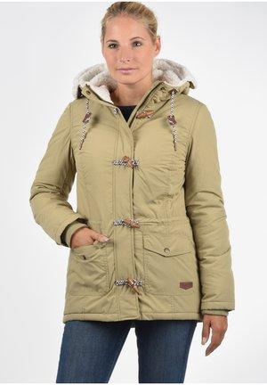 CONCHITA - Zimní kabát - sand