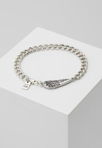 Icon Brand - WING CHARM BRACELET - Bracelet - silver-coloured - 1