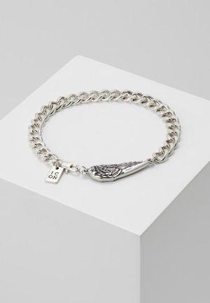 WING CHARM BRACELET - Bracciale - silver-coloured