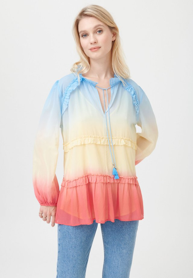 FLORIS - Blus - rainbow