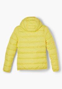 s.Oliver - Light jacket - yellow - 1