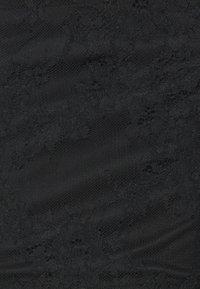 Glamorous Petite - LADIES  - Long sleeved top - black - 2