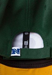 New Era - FIRST DOWN GREEN BAY - Cap - green/gold - 6
